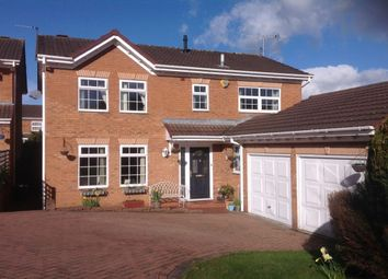 Thumbnail 4 bed detached house for sale in Whinchat Close, Apley, Telford