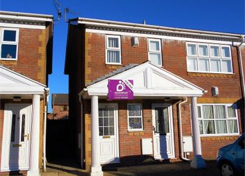 Thumbnail 1 bed flat for sale in Wynnstay Close, Grangetown, Cardiff