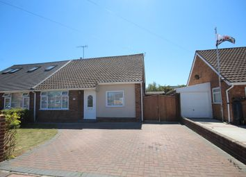 Thumbnail 2 bed semi-detached bungalow for sale in Cuckfield Crescent, Worthing
