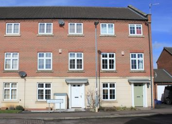 Thumbnail 4 bed semi-detached house for sale in Lawson Close, Sileby