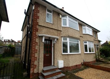 Thumbnail 3 bedroom detached house to rent in Marston Road, Marston, Oxford