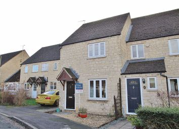 Thumbnail 2 bed semi-detached house for sale in Eton Close, Witney