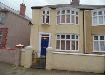 Thumbnail 3 bed end terrace house for sale in 41 Stratford Road, Milford Haven, Pembrokeshire
