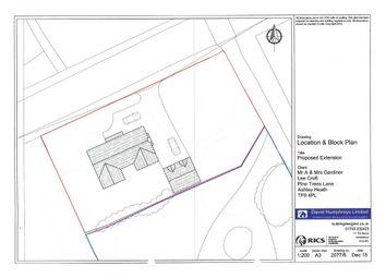 Thumbnail Land for sale in Ashley Heath, Market Drayton