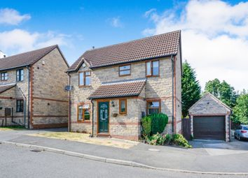 Thumbnail 3 bedroom detached house for sale in Blue Bell Close, Inkersall, Chesterfield