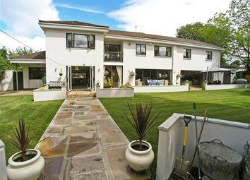 Thumbnail 5 bedroom detached house for sale in Pwllmelin Road, Llandaff, Cardiff
