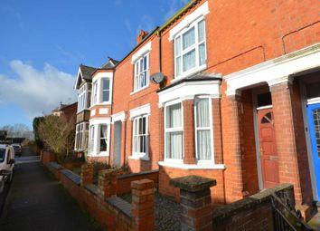Thumbnail 3 bedroom terraced house for sale in Western Road, Wolverton, Milton Keynes