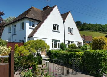 Thumbnail 3 bed semi-detached house for sale in Bratton Lane, Woodcombe, Minehead