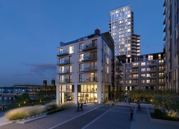 Thumbnail 4 bedroom flat for sale in Waterman Gardens, Lower Riverside, Greenwich Peninsula SE10, London,
