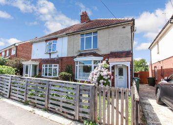 Thumbnail 3 bed semi-detached house for sale in Dodwell Lane, Bursledon, Southampton