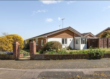 Thumbnail 2 bed detached bungalow for sale in Highcroft Crescent, Bognor Regis