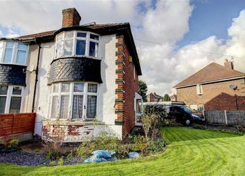 Thumbnail 2 bed semi-detached house for sale in The Mead, Salford