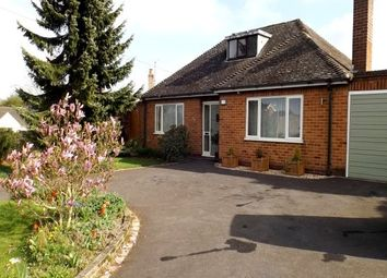 Thumbnail 3 bed detached bungalow to rent in Swallow Croft, Lichfield