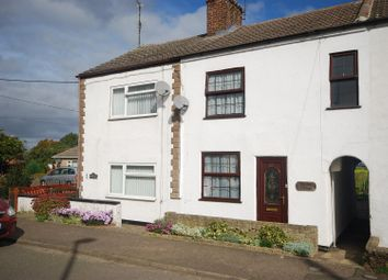 Thumbnail 2 bedroom terraced house for sale in Old Main Road, Fleet Hargate, Holbeach, Spalding
