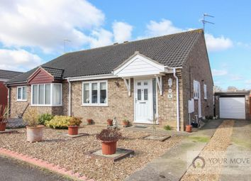 Thumbnail 2 bed bungalow for sale in Nicholson Drive, Beccles