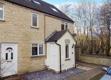 Thumbnail 2 bed terraced house to rent in Stow Avenue, Witney, Oxfordshire