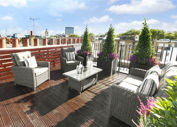 Thumbnail 3 bedroom flat to rent in Eaton Place, Belgravia