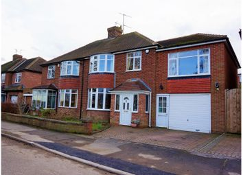 Thumbnail 5 bedroom semi-detached house for sale in Bracken Road, York