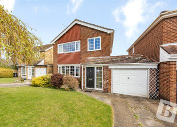 Thumbnail 3 bed detached house for sale in Woodland Way, Ongar