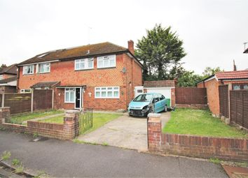 Thumbnail 3 bed semi-detached house for sale in Meadowbrook Close, Colnbrook