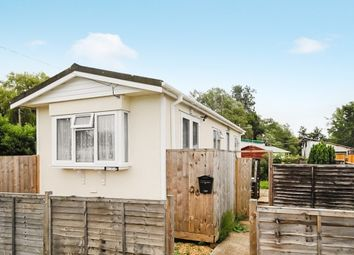 Thumbnail 1 bedroom mobile/park home for sale in Belmont, Stubbings Meadow, Ringwood