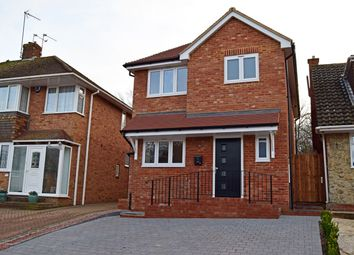 Thumbnail 3 bed detached house for sale in Lyndhurst Avenue, Rainham