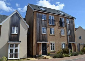 Thumbnail 3 bed semi-detached house for sale in Lockgate Road, Hunsbury Meadows, Northampton