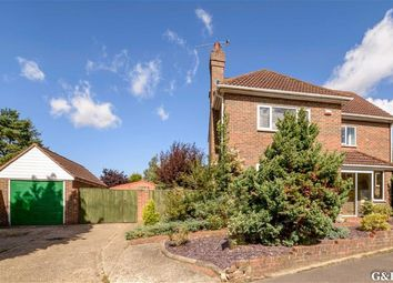 Thumbnail 4 bed detached house for sale in Chapel Road, Ashford, Kent