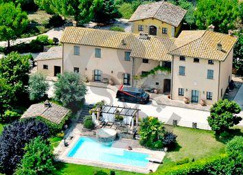 Thumbnail 6 bed farmhouse for sale in Fontignano, Perugia (Town), Perugia, Umbria, Italy