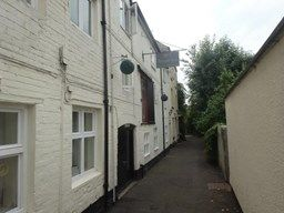 Thumbnail Studio to rent in Flat 3 1 Worcester Street, Monmouth