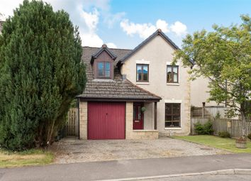 Thumbnail 3 bed detached house for sale in Innewan Gardens, Bankfoot, Perth