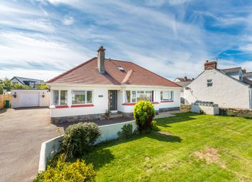 Thumbnail 5 bed detached house for sale in Route Militaire, St. Sampson, Guernsey