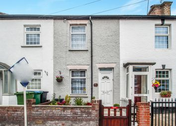 Thumbnail 2 bed terraced house for sale in Sutton Road, Watford