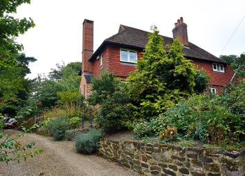 Thumbnail 3 bed semi-detached house to rent in High Street, Limpsfield, Oxted