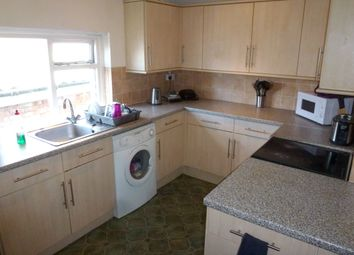 Thumbnail 3 bed flat to rent in Woodville Road, Cathays