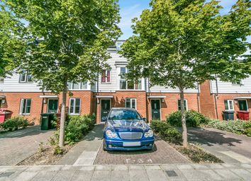 Thumbnail 4 bedroom town house to rent in St. Agnes Way, Reading