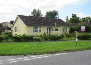 Thumbnail 3 bed detached bungalow for sale in Maple Close, Yaxley, Eye