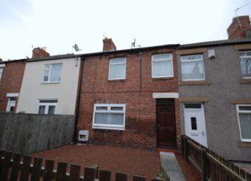 Thumbnail 3 bed terraced house to rent in Katherine Street, Ashington