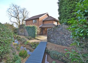Thumbnail 4 bedroom detached house for sale in Outstanding Family House, The Rose Gardens, Newport