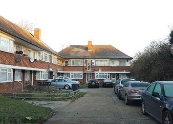 Thumbnail 2 bed maisonette to rent in Pymmes Close, London