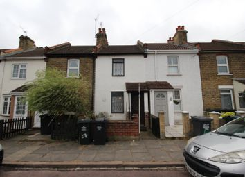 Thumbnail 2 bed terraced house for sale in Wellington Road, Dartford, Kent