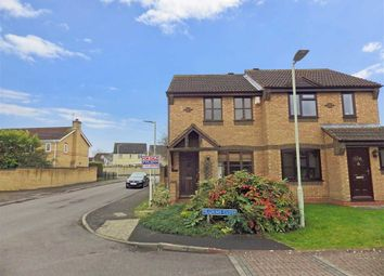Thumbnail 2 bed semi-detached house for sale in Pilgrim Close, Abbeymead, Gloucester