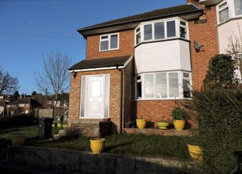 Thumbnail 3 bedroom semi-detached house to rent in Tenzing Drive, High Wycombe