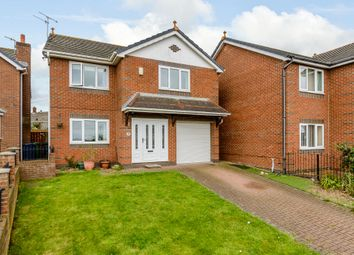 Thumbnail 4 bed detached house for sale in Blackstone Court, Blaydon-On-Tyne