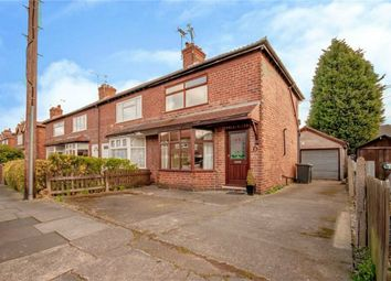 Thumbnail 2 bed end terrace house for sale in Georgina Road, Beeston, Nottingham