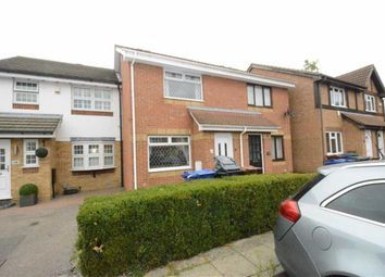 Thumbnail 2 bed terraced house for sale in Boleyn Close, Chafford Hundred, Essex