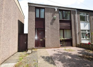 Thumbnail 3 bedroom end terrace house for sale in Verona Place, Barry