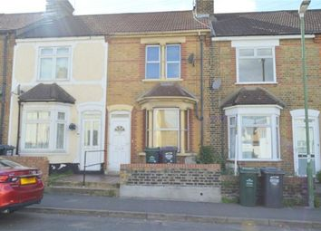 Thumbnail 3 bed terraced house for sale in Church Road, Swanscombe, Kent