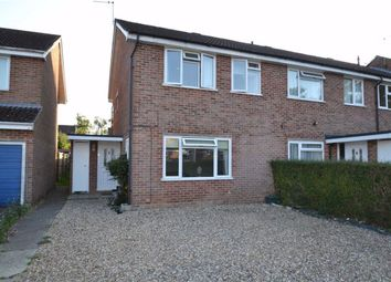 3 bed end terrace house for sale in Meldrum Close, Newbury, Berkshire RG14