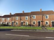 Thumbnail 1 bedroom terraced house to rent in Eastbury Way, Swindon, Wiltshire